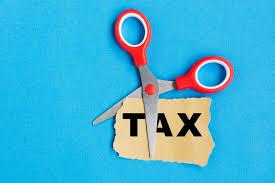 Budget – Tax cuts/Payroll + Unlimited Asset Write Off